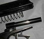 Средство для воронения Brunox NU-BLAK №82, для воронения металлических частей оружия, ножей, инструмента