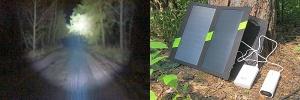 Фонари и аксессуары для похода, зарядные устройства и powerbank