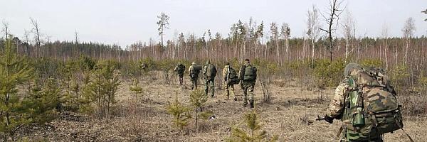 Практический семинар - Основы организации, передвижения и забазирования группы в лесистой местности