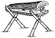 Плашки, деревянные ловушки давящего типа для ловли пушных зверей, изготовление, установка, настройка