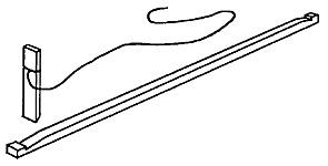 Изготовление и настройка деревянной ловушки кулемки для ловли пушных зверей, соболя и куницы
