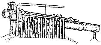 Пасти, деревянные ловушки давящего типа для ловли песца, лисицы, росомахи, енотовидной собаки, изготовление, установка и настройка
