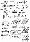 Силки, петли и малозаметные проволочные препятствия МЗП, принцип действия, особенности изготовления и установки