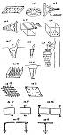 Ямы-ловушки, устройство, сторожащие и спусковые механизмы, принцип действия ям-ловушек различной конструкции