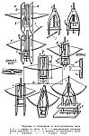 Черкан, деревянный переносной норный самолов, устройство, принцип действия, насторожка