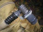 Тактический рюкзак BLACKHAWK Stingray Hydration Pack, устройство, обзор