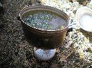 Обеззараживание и дезинфекция воды, кипячение и химический способ обеззараживания воды в полевых условиях