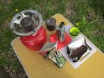 Традиционный способ приготовления кофе в гейзерной кофеварке