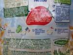 Каша овсяная быстрого приготовления Быстров Nestle и Каша доброго дня Амо, состав и вкусовые качества