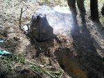 Простейшее консервирование в полевых условиях, варено-копченая рыба, горячее и холодное копчение, полевая коптильня для рыбы и мяса