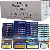 Сублимированные продукты Mountain House, приготовление горячих блюд из сублимированных продуктов