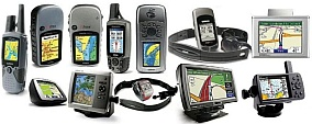 Какие бывают спутниковые GPS навигаторы, классификация и конструктивные исполнения GPS навигаторов