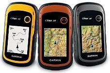 Портативные GPS-навигаторы Garmin, типовые характеристики, звуковая сигнализация, внешнее питание портативных GPS-навигаторов