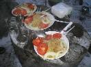 Как приготовить плов на костре в походе и в лесу, рецепт плова с пошаговыми фото для приготовления в походных или полевых условиях