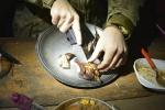 Дегустация блюд животного и растительного происхождения