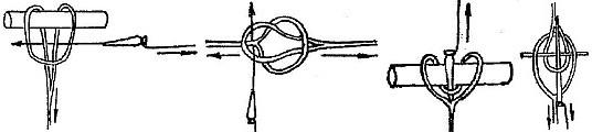 Спусковые механизмы ловушек, в которых узлы удерживаются колышками