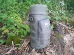Подсумок для бутылок 12x5 Bottle Holder Maxpedition, описание, обзор, применение, использование и комплектация подсумка