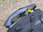 В тыльный отсек сумки 5.11 Tactical Side Trip Briefcase входят и прекрасно себя там чувствуют ноутбуки