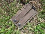 Адаптер модульный для ножен ножа с фиксированным клинком, производство компании Профессиональное тактическое снаряжение Шквал, обзор