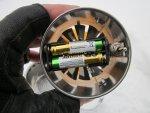 Устройство компактной дровяной походной печки Airwood Light BM с турботягой и поддувом