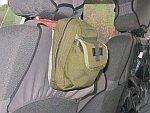 Автомобильный НАЗ, аварийный автомобильный комплект или набор, средства медпомощи, средства сигнализации и освещения в аварийном наборе для автомобиля