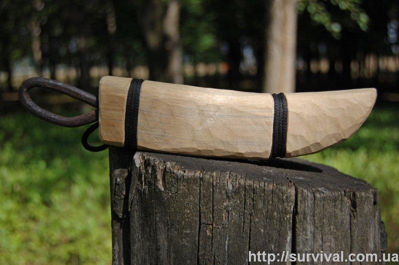 Как из подручных материалов сделать чехол для ножа