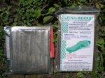 Спасательное покрывало, одеяло Rettungsdecke от LEINA-WERKE и Tatonka, обзор, тест спасательных покрывал