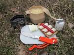 Применение набора туристической посуды Wildo Camp-A-Box Complete
