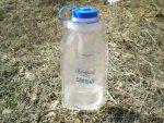 Складная емкость для воды, мягкая бутылка Nalgene Wide-Mouth Cantene 48 oz, характеристики, обзор, впечатления от применения в полевых условиях