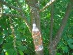 Чехол-авоська предназначен для переноски бутылок