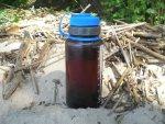 Фильтр для кофе и чая GSI Outdoors H2jO! Coffee Filter для бутылки Nalgene, описание, обзор, использование в полевых условиях