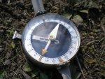 Проверка исправности компаса в полевых условиях и определение местного времени по компасу в отсутствии часов