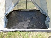Водонепроницаемость и ветроустойчивость тента-палатки Cook Room от компании Кемпинг
