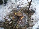 Индивидуальное снаряжение для приготовления и приема пищи при проведении одиночных пеших походов, выбор ножа для похода