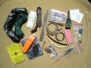 Индивидуальное вспомогательное снаряжение при проведении одиночных пеших походов