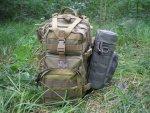 Тактический рюкзак Maxpedition Falcon-II Assault Pack Tactical Military Backpack, характеристики, устройство, обзор, доработка рюкзака Maxpedition Falcon-II