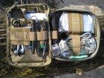 Ремонтный набор для похода, ремнабор для обеспечения возможности мелкого ремонта и обслуживания личного и группового снаряжения в полевых условиях