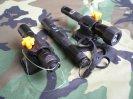 Крепление на голову Fenix Headband для фонарей Fenix и других фонариков, описание, обзор