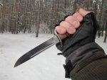 На мой взгляд рукоять ножа Финки-2 все же немного тонковата