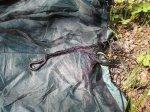Гамак с антимоскитной сеткой Amazonas Moskito Traveller, описание, устройство, обзор, применение гамака в походах и путешествиях, достоинства и недостатки