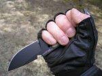 Нож для выживания DPx H.E.S.T. от RAT Cutlery, обзор, тесты, использование ножен ножа для хранения набора выживания