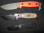 Полевые тесты ножа для выживания DPx H.E.S.T. от RAT Cutlery