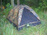 Двухместная туристическая палатка Iglu Super от Mil-Tec, характеристики, обзор, использование в разное время года