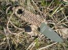Туристический нож IZULA Survival Kit, Concealed Carry Knife от RAT Cutlery, описание, обзор, тест, рабочие качества ножа, варианты ношения