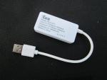 USB тестер KCX-017 может измерять ток, напряжение, выводя их значения на жидкокристаллический дисплей