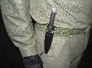 Тактический нож Kershaw Military Boot Knife, кинжал для скрытого ношения в качестве оружия последнего шанса, обзор