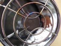 Газовый обогреватель Kovea Fireball KH-0710 представляет из себя инфракрасную горелку на основе высокопрочного и стойкого к перегоранию вольфрамового излучателя