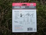 Многофункциональный инструмент-брелок Swiss+Tech Micro-Tech 6-in-1, устройство, конструкция и инструменты, обзор и тест