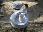 Бутылка Nalgene MultiDrink для воды, устройство, обзор и впечатления от использования в городе и на природе