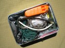 Вариант комплектации и наполнения набора выживания, НАЗ для выживания в аварийных или экстремальных ситуациях